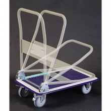 Foldable Platform Trolley (Castor with Brake)